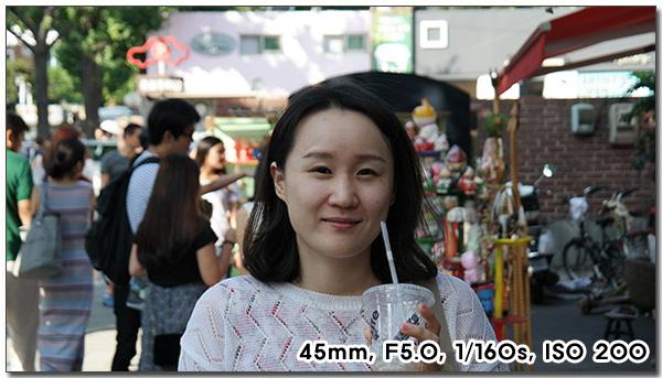 노트포럼 - [리뷰] LTE 와 미러리스 카메라가 최초로 만났다, 삼성