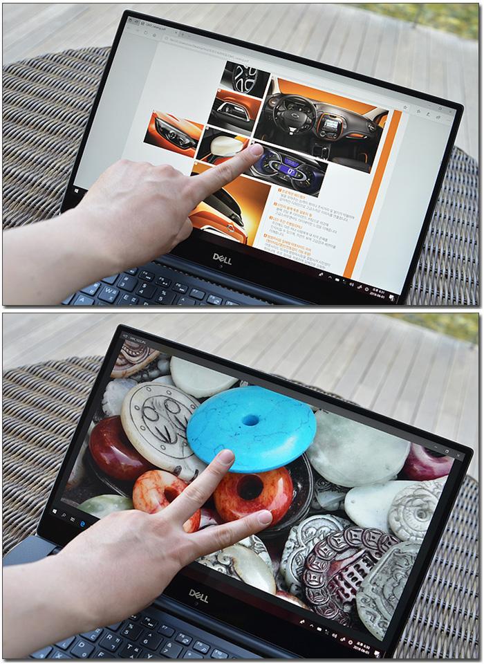 노트포럼 - [리뷰] 가볍지만 강한 4K 게이밍 노트북, DELL XPS